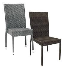 chaises tress es chaise tressée lot de 2