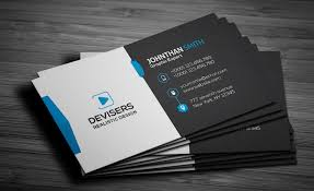 bear valley printing business cards