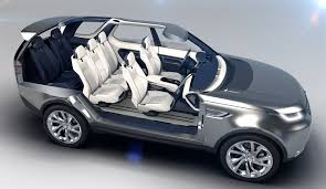 land rover inside view land rover discovery vision concept unveiled photo u0026 image gallery