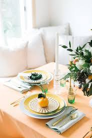 Coco Kelley Holiday Tabletop A Very Citrus Christmas Coco Kelley Coco Kelley