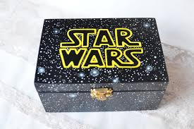 themed jewelry box wars jewelry box darth vader yoda box wars gift