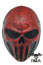 cool masks fma skull punisher wire mesh airsoft mask tb574 52 99
