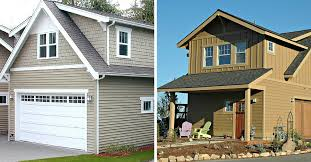 craftsman style garages garage plans bungalow company