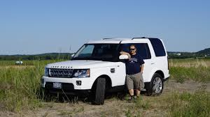 white land rover lr4 land rover lr4 the tough british guy gets more urban