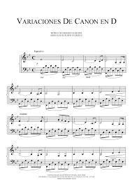 thanksgiving piano sheet music free sheet music pachelbel johann variation on canon in d