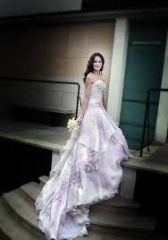 wedding dresses with purple detail wedding dress violet of the dresses