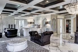 Carrara Marble Tile Flooring For Luxury Bedroom Decorating Ideas Marble Floors In Bedroom