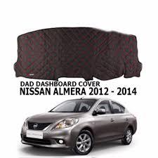 nissan almera accessories shop malaysia non slip dashboard cover with diamond for nissan almera lazada