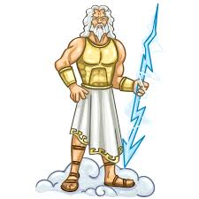 zeus greek god clipart 35