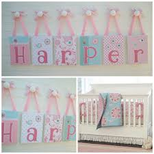Pottery Barn Names Name Letters For Baby Room Amazing Nursery Letters Baby Name Art