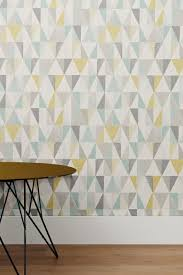 affordable and stylish wallpaper from next geo triangle and wallpaper