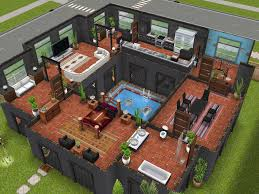 variation on stilts house design i saw on pinterest thesims