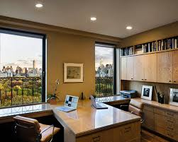 two home attractive home office designs for two h62 in home decoration