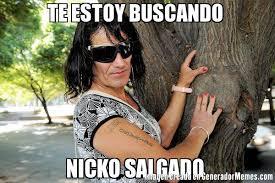 Meme And Nicko - te estoy buscando nicko salgado meme de aquiles imagenes memes