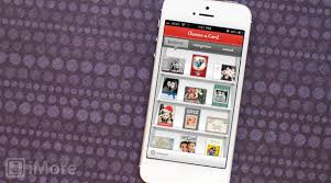 cards vs ink cards vs go cards greeting card apps for iphone