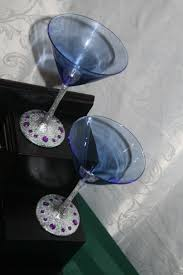 blue martini bottle 24 best glass images on pinterest martinis glitter glasses and