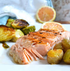 dinner for a diabetic simple salmon dinner great food and lifestyle
