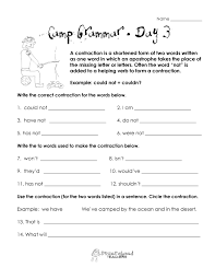 Teachers Printable Worksheets Kids Free Grammar And Language Arts From The Teachers Guide