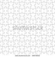 royalty free jigsaw puzzle blank simple template 10 u2026 313090334