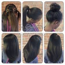 best wayto have a weave sown in for short hair full head sew in no leave out not even baby hair no glue no