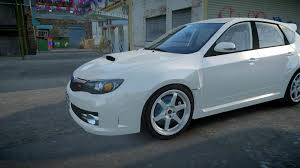subaru impreza hatchback wrx gta gaming archive