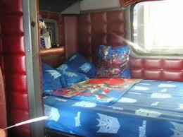 Truck Sleeper Interior Replica Of Transformer U0027s Optimus Prime Peterbilt World Photos
