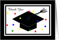 thank you graduation cards thank you cards for graduation gift from greeting card universe
