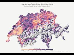 Choropleth Map Example Beautiful Thematic Maps With Ggplot2 Only Timo Grossenbacher