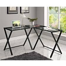 walker edison urban blend computer desk walker edison urban blend storage desk walmart com