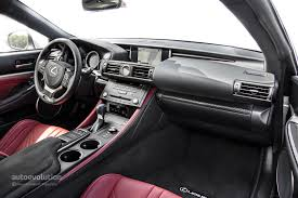 lexus interior trim 2015 lexus rc rc f review autoevolution