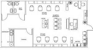 Create Salon Floor Plan Create Simple Floor Plan Create Beautiful Salon Floor Plans