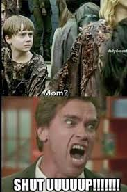 Best Walking Dead Memes - quiet down sam we all know what is coming next the walking