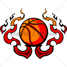 basketball wings template gl stock images
