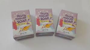 Gluta Yogurt Lotion gluta yogurt soap soap and more ph