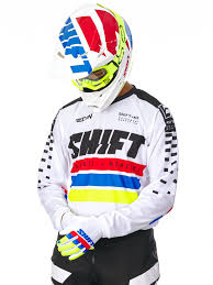 womens motocross gear canada shift white 2017 recon phoenix mx jersey shift freestylextreme