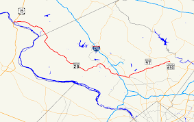 maryland byways map maryland route 28
