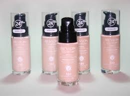 revlon colorstay makeup foundation review