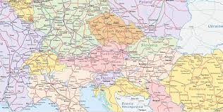 Bolzano Italy Map by Central Europe Interrail Maps Pinterest Central Europe And Graz