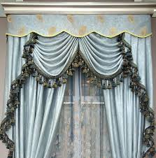 Grey And Green Curtains New Free Shipping Grey Green Blue Emboss Cortinas Luxury Europe