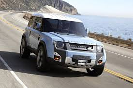 range rover defender 2018 next gen land rover defender coming stateside in 2018