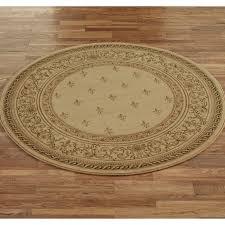 decoration 8 ft round shag rug circle shaped area rugs black and