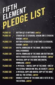 Fifth Element Meme - artists please reblog zine artbook the fifth element kickstarter