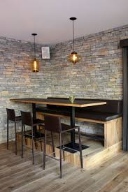 Kitchen Booth Furniture 95 Best Images About Bar On Pinterest Barn Doors Home Bars And