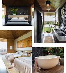 paradise found a minimal modern home in hawaii home tour lonny