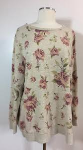 clockhouse bold floral print sweater u2013 le prix fashion u0026 consulting