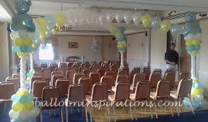 White And Gold Baptism Decorations Christening Party Decorations For New Baby Arrivals
