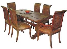 Perfect Wooden Dining Table On Old Wood Dining Tables Dining Table - Table designs wood