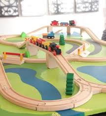 thomas train set wooden table 7 best train images on pinterest wooden train toy trains and