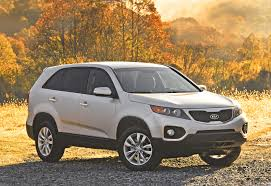 2011 kia sorento is bigger rugged offered in i 4 and v 6 get