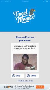 Video Meme Generator - tweetmemes twitter video meme generator